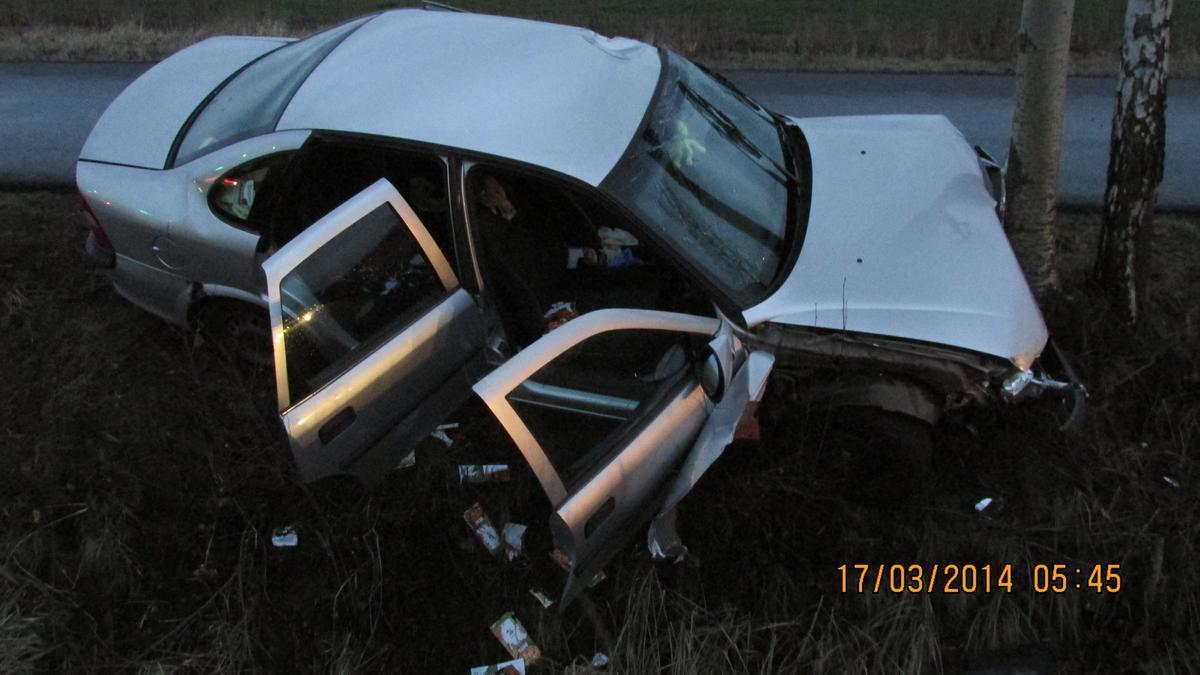 Opel zderzył się z manem. Ranna 23-latka