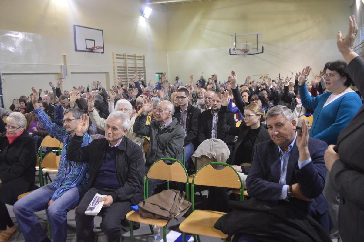 Stowarzyszenie reprezentuje mieszkańców w walce z instalacją