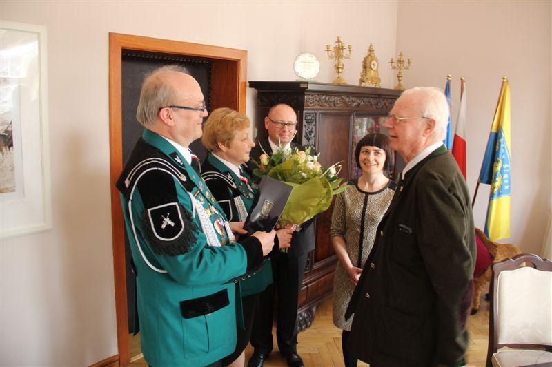 Książę Bolko von Hochberg świętował w Pszczynie swoje urodziny