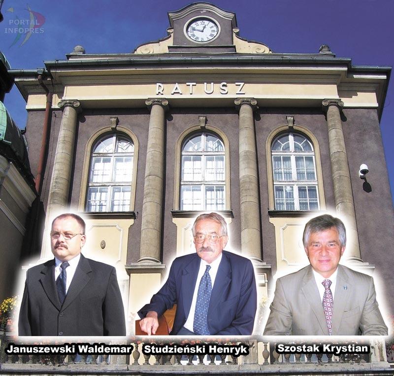 Czterech kandydatów na burmistrza Pszczyny!