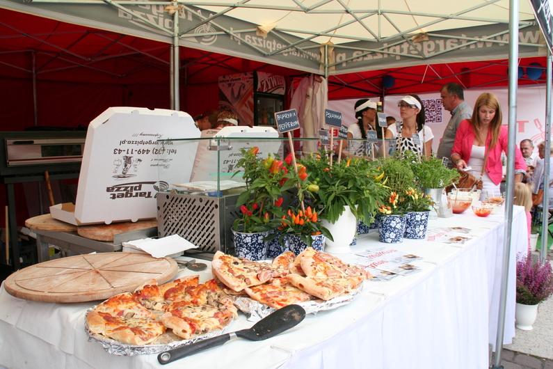 DNI PSZCZYNY 2014 NA ZDJĘCIACH: Festiwal Pizzy na rynku