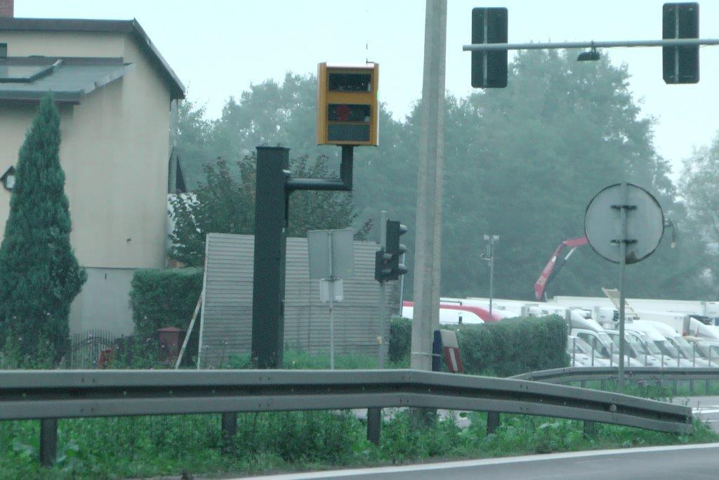 Nowe fotoradary przy DK 1 już robią zdjęcia