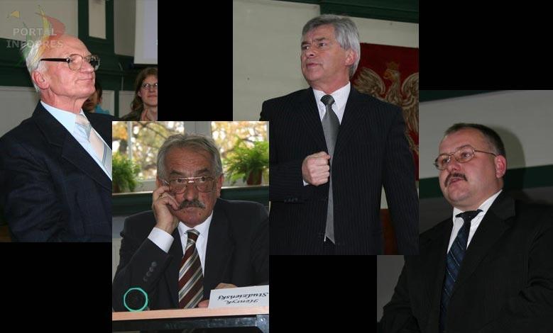 Sondaż przedwyborczy - Internauci infopresu wybrali burmistrza