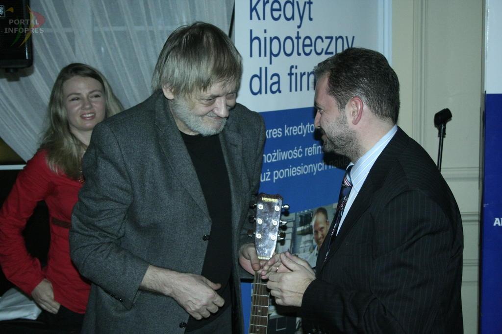 15-lecie działalności firmy ZETT Łebecki