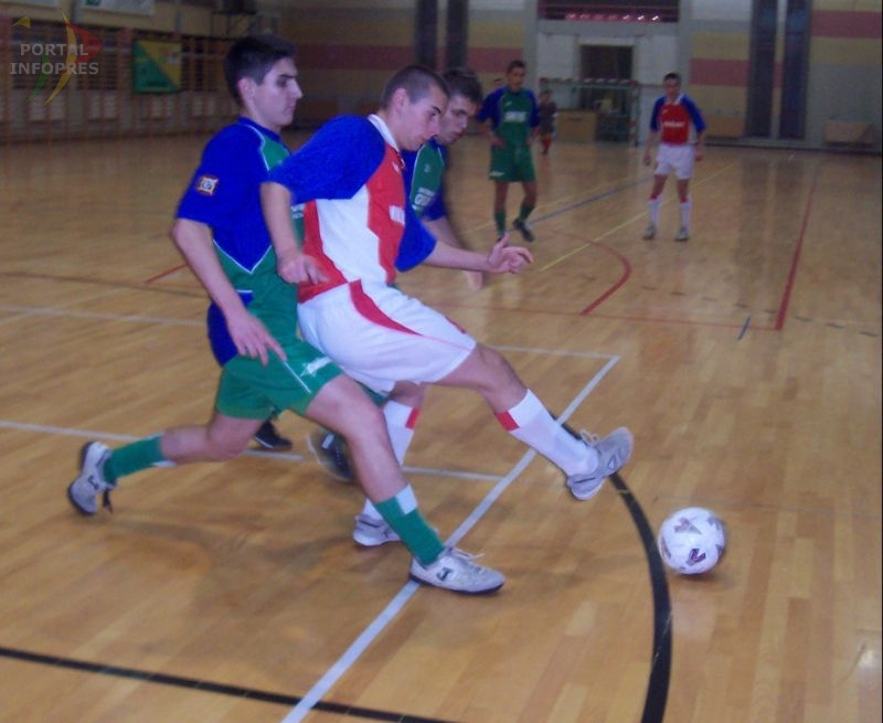 Futsalowe mistrzostwo dla Kamionki