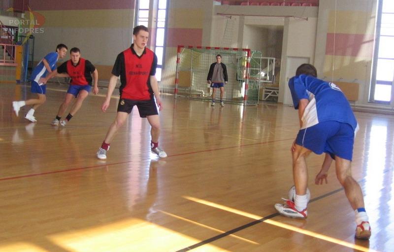 Duże zainteresowanie młodzieżowymi turniejami