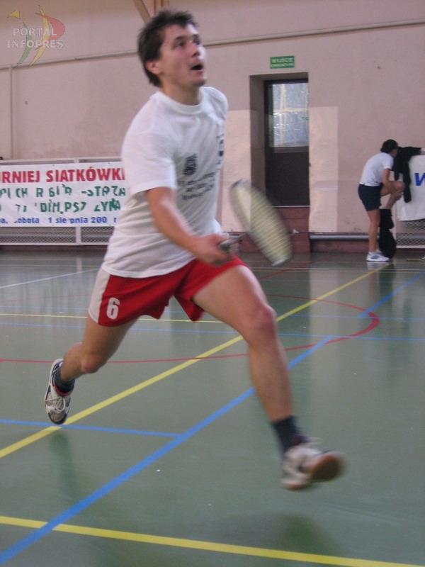 Noworoczny Turniej Badmintona w drugi weekend stycznia