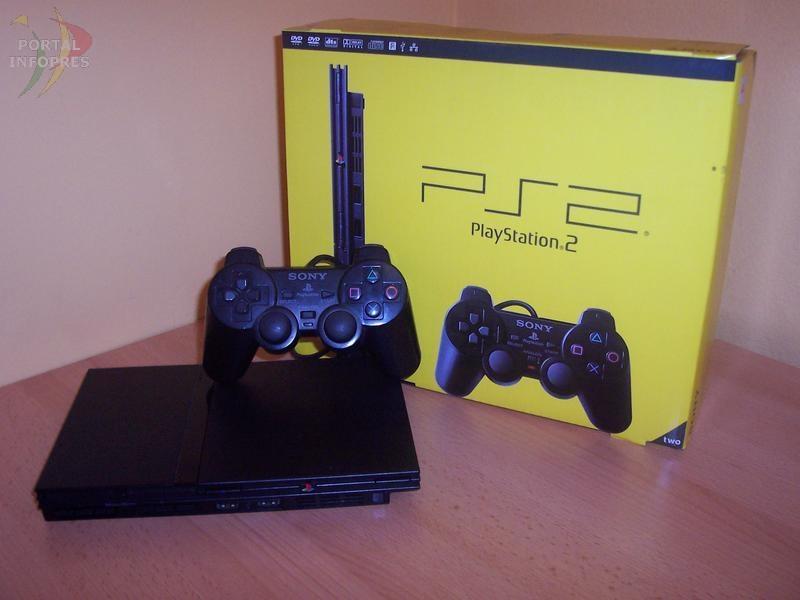 Wygraj Sony PlayStation 2!